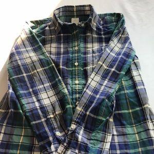J Crew women's Boy shirt size 4